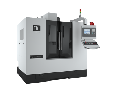 Vertical milling centers